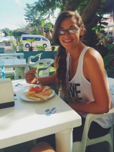 tulum breakfast