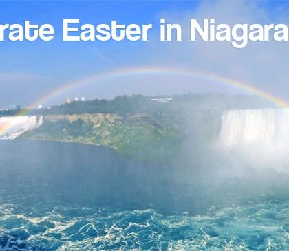 Cycling Our Way to the Niagara Falls in Canada