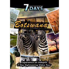 Botswana - Travel Video.