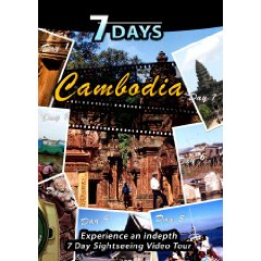 Cambodia - Travel Video.