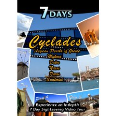 Cyclades - Travel Video.