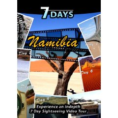 Namibia - Travel Video.