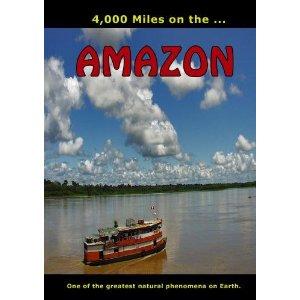 4,000 Miles on the Amazon - Travel Video.