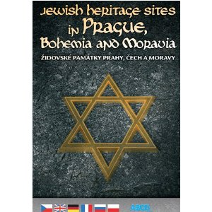 Jewish Heritage Sites in Prague, Bohemia and Moravia - Travel Video. DVD. ABCD Video. 68 Minutes.