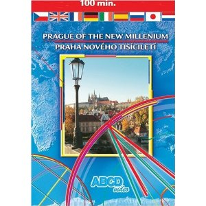 Prague of the New Millenium - Travel Video. DVD. ABCD Video. 100 Minutes.