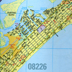 Cape May County, New Jersey, America.