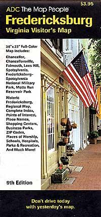 Fredericksburg, Virginia, America.