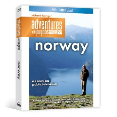 Richard Bang's Adventures With Purpose: Norway - Travel Video - Blu-ray Disc.