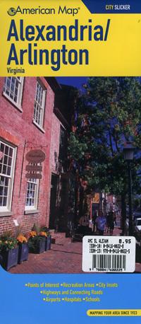 "Alexandria and Arlington ""CitySlicker"" Virginia, America."