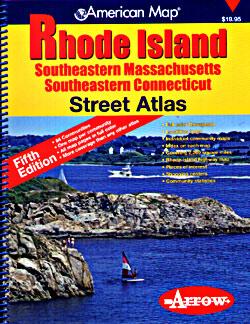 Rhode Island Street ATLAS, America.