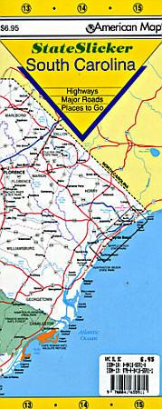"""South Carolina """"StateSlicker"""" America."""