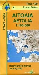 Aetolia Region.