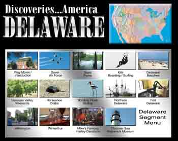 Discoveries...America, Delaware.