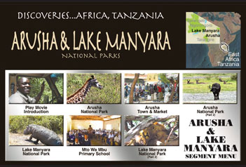 Discoveries Africa, Tanzania: Arusha & Manyara National Park Travel Video.