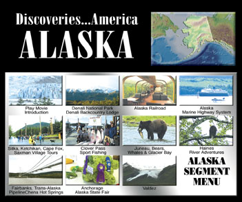 Discoveries: Alaska - Travel Video.
