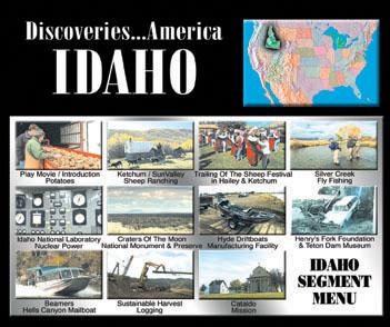Discoveries...America, Idaho - Travel Video.