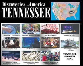Discoveries...America, Tennessee - Travel Video.