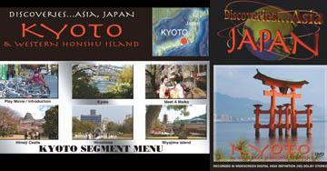 Kyoto & Western Honshu Island - Travel Video.