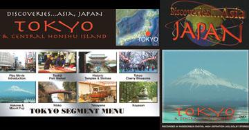 Tokyo & Central Honshu Island Travel Video.