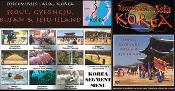 Discoveries: Asia, Korea: Seoul, Gyeongju, Busan & Jeju Island Travel Video.
