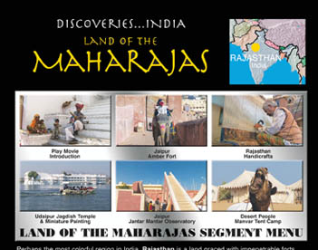 Discoveries: India, Land of the Maharajas Travel Video.