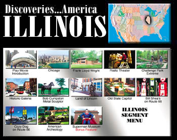Discoveries...America, Illinois.