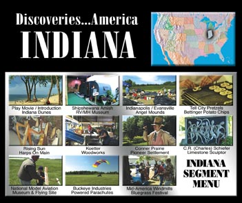 Discoveries...America, Indiana.