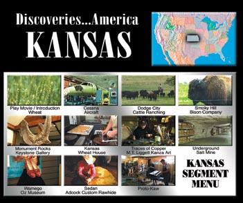 Discoveries...America, Kansas.