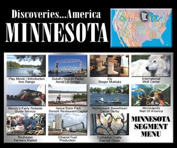 Discoveries...America, Minnesota.