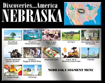 Discoveries...America, Nebraska.