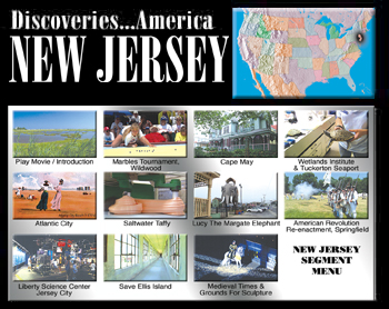Discoveries...America, New Jersey.