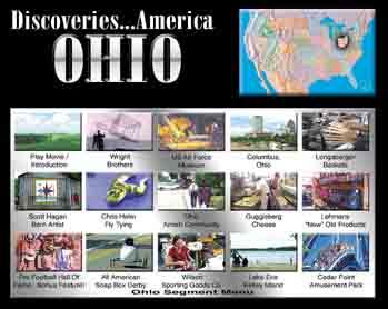 Discoveries...America, Ohio.