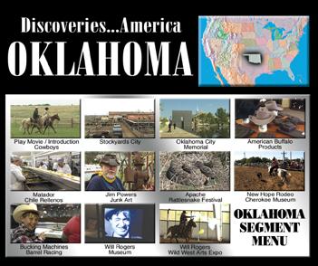 Discoveries...America, Oklahoma.