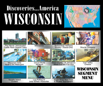 Disc America...Wisconsin.