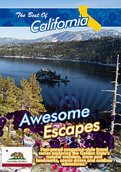 The Best of California Awesome Escapes - Travel Video.