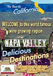 The Best of California Delicious Destination - Travel Video.