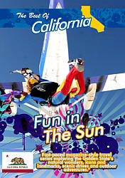 The Best of California Fun in the Sun - Travel Video.