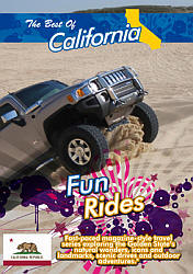 The Best of California Fun Rides - Travel Video.