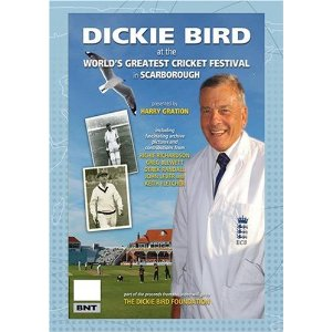 Dickie Bird At The World's Greatest Festival In Scarborough - Travel Video.