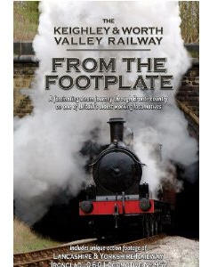 The Keighley & Worth Valley Railway - Train Video.
