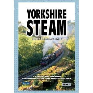 Yorkshire Steam - Train Video.