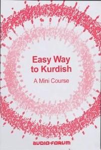 Easy Way To Kurdish Audio CD Language Course.