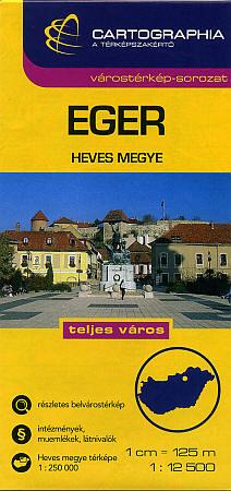 Eger, Hungary.