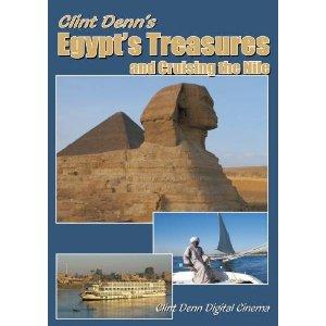Clint Denn's Egypt's Treasures and Cruising the Nile - Travel Video.