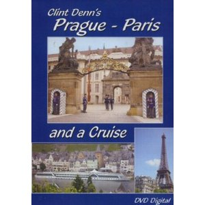 Prague - Paris and a Cruise Aboard Amadeus Waterways Symphony Cruise Ship - Travel Video. DVD. Client Denn Digital Camera. 84 Minutes.