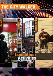 Lunchtime Activities - Travel Video.