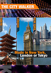 Made In New York, London or Tokyo - Travel Video.