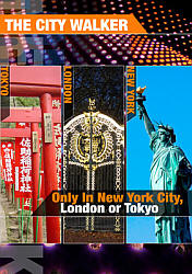Only In New York City, London or Tokyo - Travel Video.