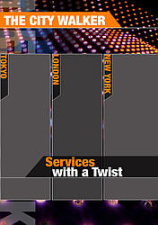 Services With A Twist - Travel Video.