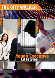 Young Executive Lifestyles - Travel Video.